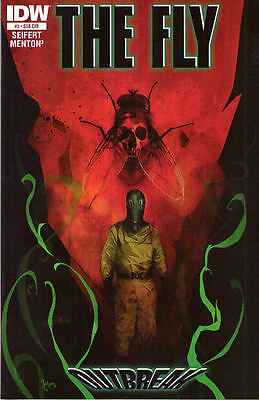 FLY Outbreak #2 SUBSCRIPTION Cover