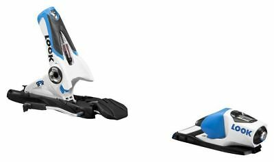 Look Spx 12 White/Blue 100mm Ski Bindings