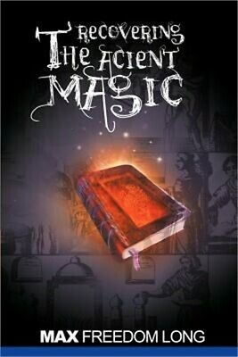 Recovering the Ancient Magic (Paperback or Softback)