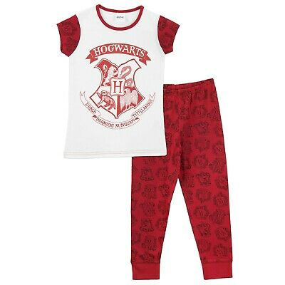 Harry Potter Pyjamas | Quidditch Outfit PJs | Girls & Boys Hogwarts Pyjamas