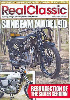 REAL CLASSIC No.133 / May 2015 (NEW) *Post included to UK/Europe/USA