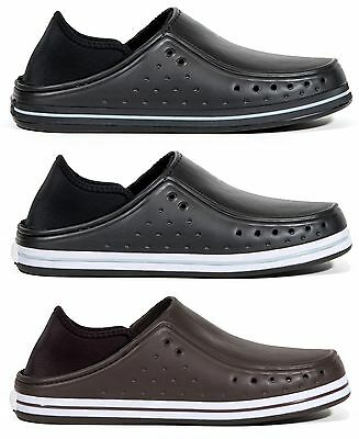 HG Casual Loafer Mens Slip on Water Resistant Boat Shoe