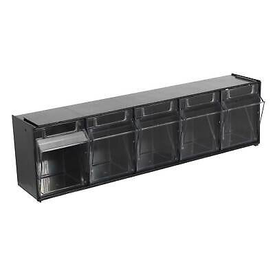 Sealey Stackable Garage Part/Tool Storage/Storing Cabinet Box - 5 Bins - APDC5