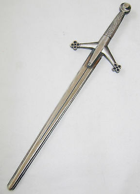 New Scottish Claymore Sword Shaped Letter Opener Reproduction Gift Westair