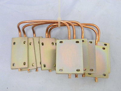 NEW (5) Transfer Aluminum / Copper Heat Sink Pads