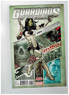 GUARDIANS OF THE GALAXY ANNUAL  #1  1st Printing            / 2015 Marvel Comics