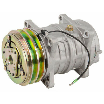 Brand New Top Quality AC Compressor & A/C Clutch Replaces Tm16Hd Style