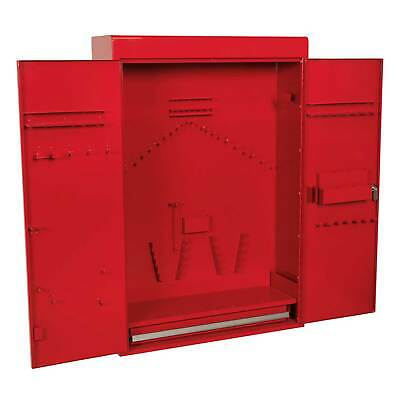 Sealey 62 cm Wide Wall Mounting Garage/Workshop Tool Storage Cabinet - APW615