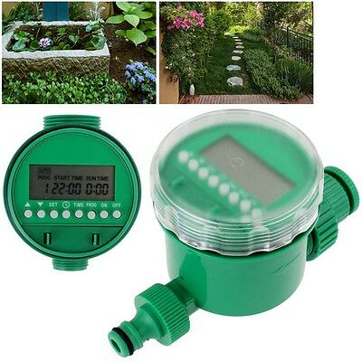 Automatic Smart & Digital Garden Irrigation Controller Electronic Water Timer MT