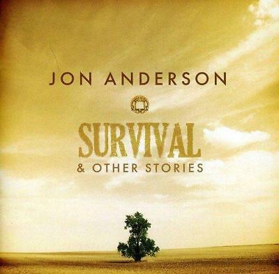 Jon Anderson - Survival & And Other Stories (NEW CD)