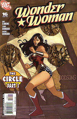 WONDER WOMAN #16 (2007) - Back Issue