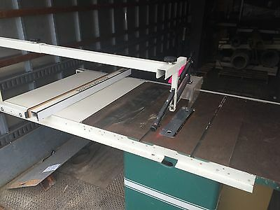 Powermatic Table Saw Model 72 w/ Biesemeyer T Square Fence System