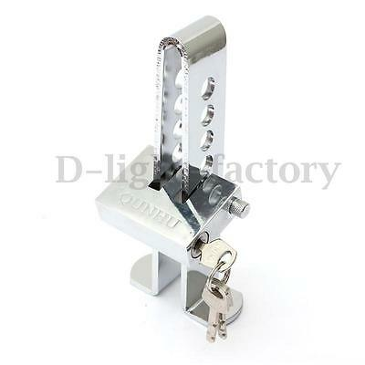 Stainless Steel Anti-Theft Security Supplies Device Auto Car Clutch Brake Lock