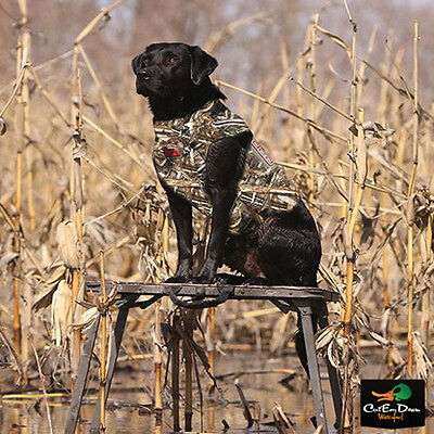 New Banded Gear Sporting Dog 5Mm Neoprene Parka Boaters Vest Max-5 Camo Small