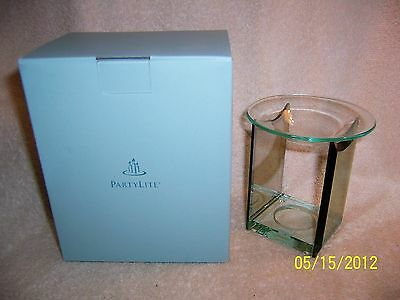Partylite Infinite Reflections Aroma Melts Warmer -- NIB