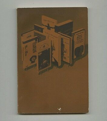 1964 Elaine Lustig AIGA PAPERBACK COVER ART USA Book Exhibit Catalog Paul Rand