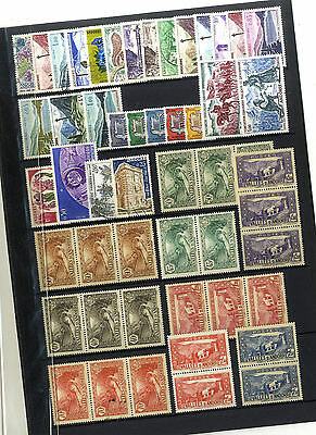 Lot 52 Timbres Andorre   Europe