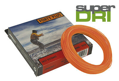 Airflo NEW Forty Plus Super Dri Mini Tip Fishing Lines 4 Different Models