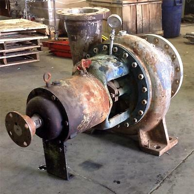 """Ahlstrom-Style 16"""" X 10"""" Centrifugal Pump, No Label"""