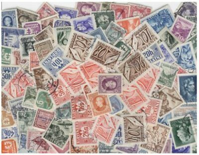 Slovakia Pre-1945 Collection- 100 Different Stamps