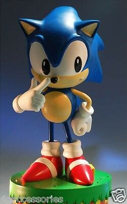 ***Used Sonic The Hedgehog First 4 Figures (F4F) SEGA Sonic 30cm Rare***