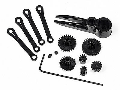 Hpi Q32 Baja Buggy [114060] High Speed Gears/stability Adjustment Set #114265