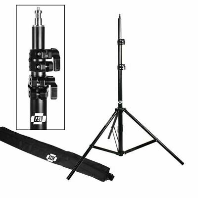 Light Stand Pro Heavy Duty 8ft, With All Metal Locking Collars, Steve Kaeser
