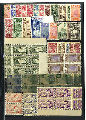 Lot 61 Timbres Guinee Afrique