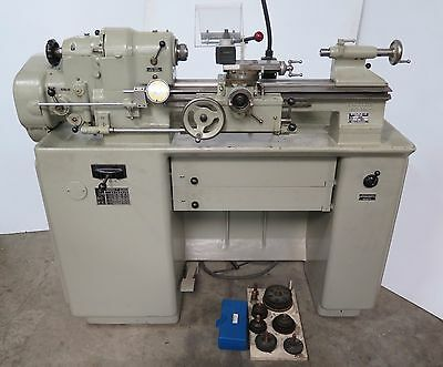 SCHAUBLIN 102 VM High Precision Tool Room Watchmaker Lathe Made in Switzerland