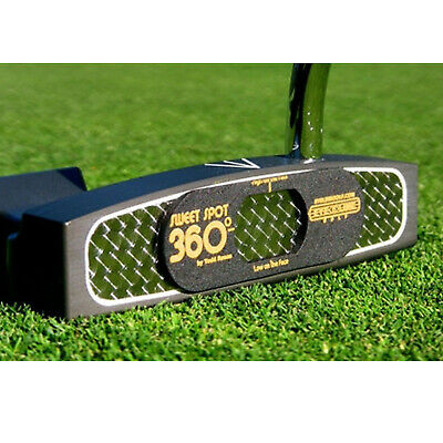 EyeLine Golf Sweet Spot 360 Improve Your Putting Pack of 3
