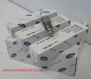 New Genuine Ford Focus Rs Mk2 2.5L 305Ps Spark Plugs X5