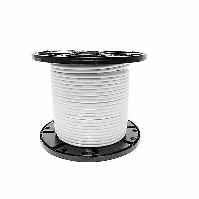 Demon Tweeks Electrical Cable 8 Amp - Approx 6m Length In White