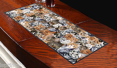 CATS DESIGN Bar Towel Runner Pub Mat Beer Cocktail Party Gift