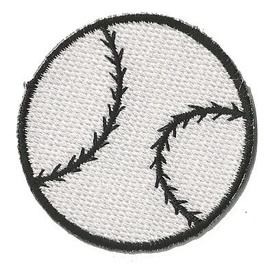 patch Embroidered badge badge patch Baseball fusible transfer
