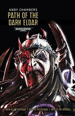 Path Of The Dark Eldar Chambers  Andy 9781849708340
