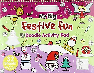 Christmas - My Big Festive Fun  9781783732234