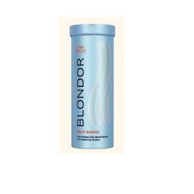 Wella Blondor Pulver 400 g Multi Blonde