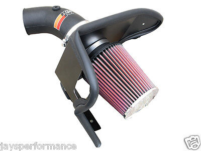 K&n Fipk Performance Air Intake System Induction Kit 57-1001 Heatshield E46 330
