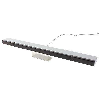 USB Wired Infrared Ray IR Sensor Bar Fit For Nintendo Wii / Wii U + Stand