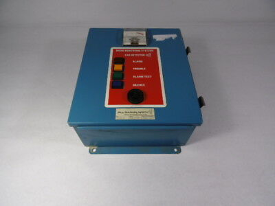 Cimco 214-655 Panel 5 HP Gas Detector  USED