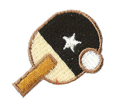 patch patch thermo-transfer Tischtennis Ping-Pong / patch 1281