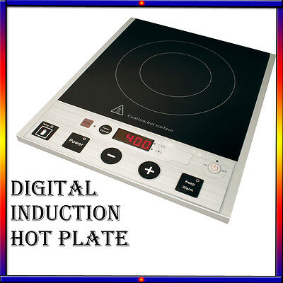 @sf hgd g  Brand new !! Digital Induction Hot Plate @ 400 F degree