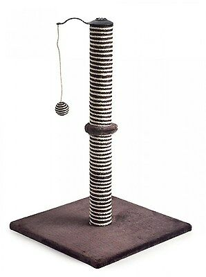 Ancol Premo XL Extra Tall Cat Scratching Post (Chocolate Brown)