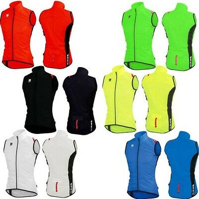 Sportful Hot Pack 5 Vest 1101136, Bike Wind Vest, Water resistant, various