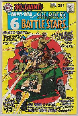 L0550: Our Army at War #190, Vol 1, Fine+ Condition