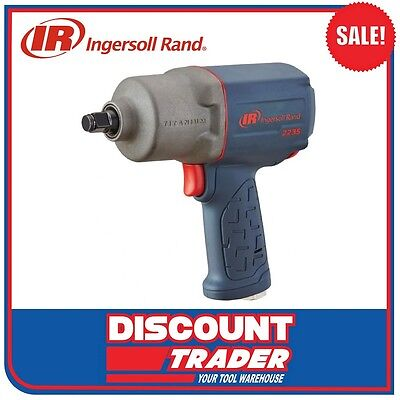 "Ingersoll Rand Pneumatic 1/2"" Air Impact Wrench Impactool 2235TiMAX"