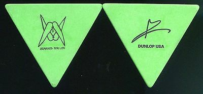 SYSTEM OF A DOWN 2011 Tour Guitar Pick!!! DARON MALAKIAN custom concert stage #1