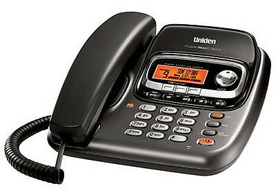 Uniden TRU9488 5.8 GHz Corded Home Phone Base Station (expandable )