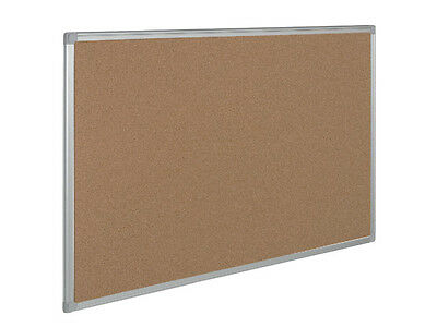 Aluminium Framed Cork Notice Boards / Cork Board 450 X 600 900 X 600 1200 X 900
