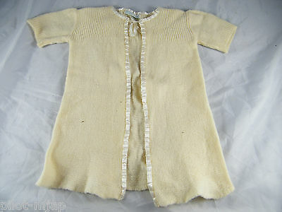 Vintage ~ Baby Aristocrat ~  The May Company ~  Baby Sweater